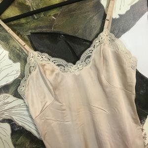 VINTAGE Lace Nightie